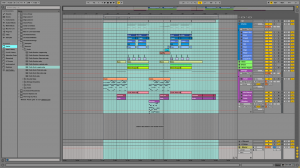 [Ableton] Project File: Flume Style