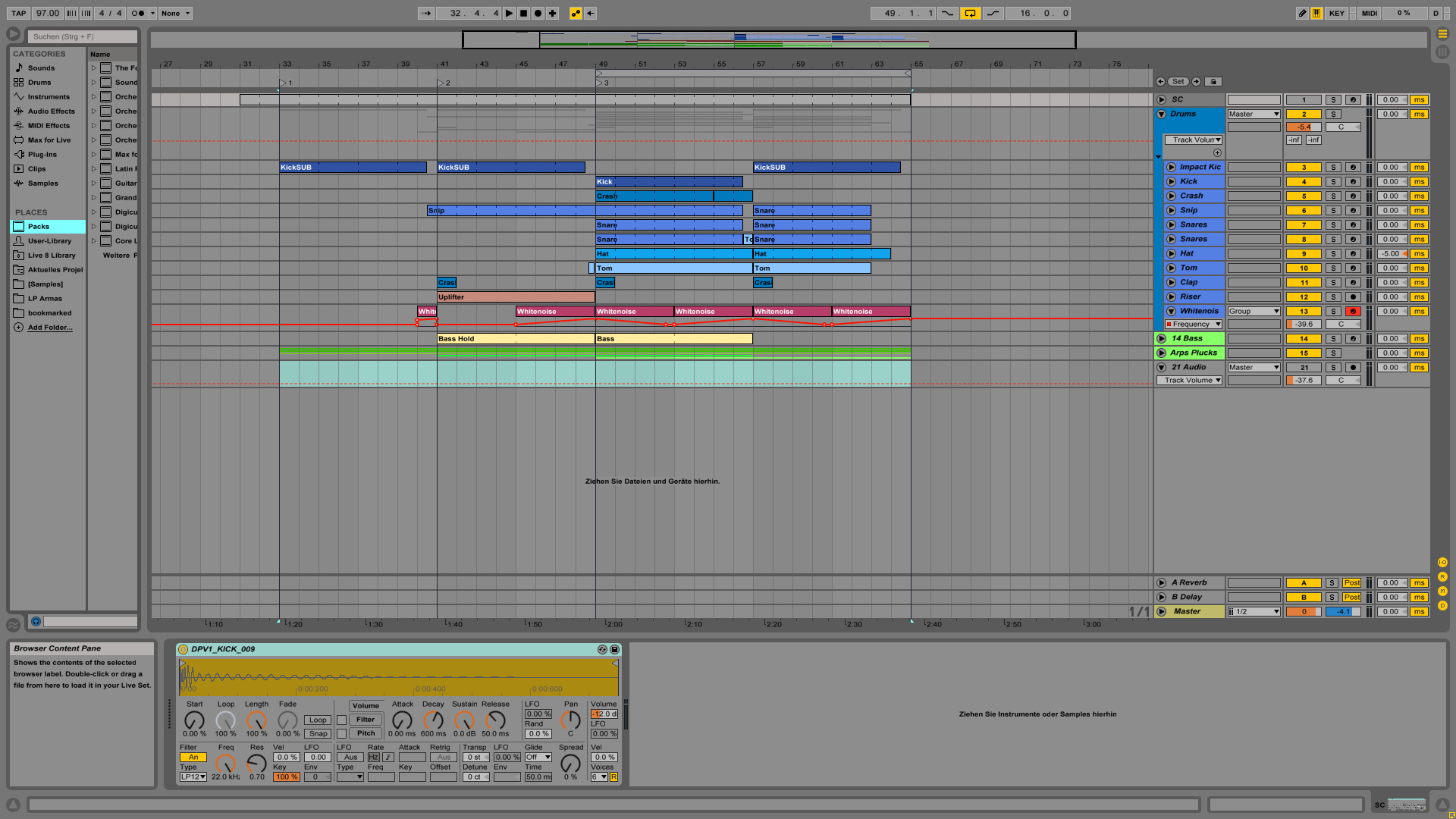 ableton project files